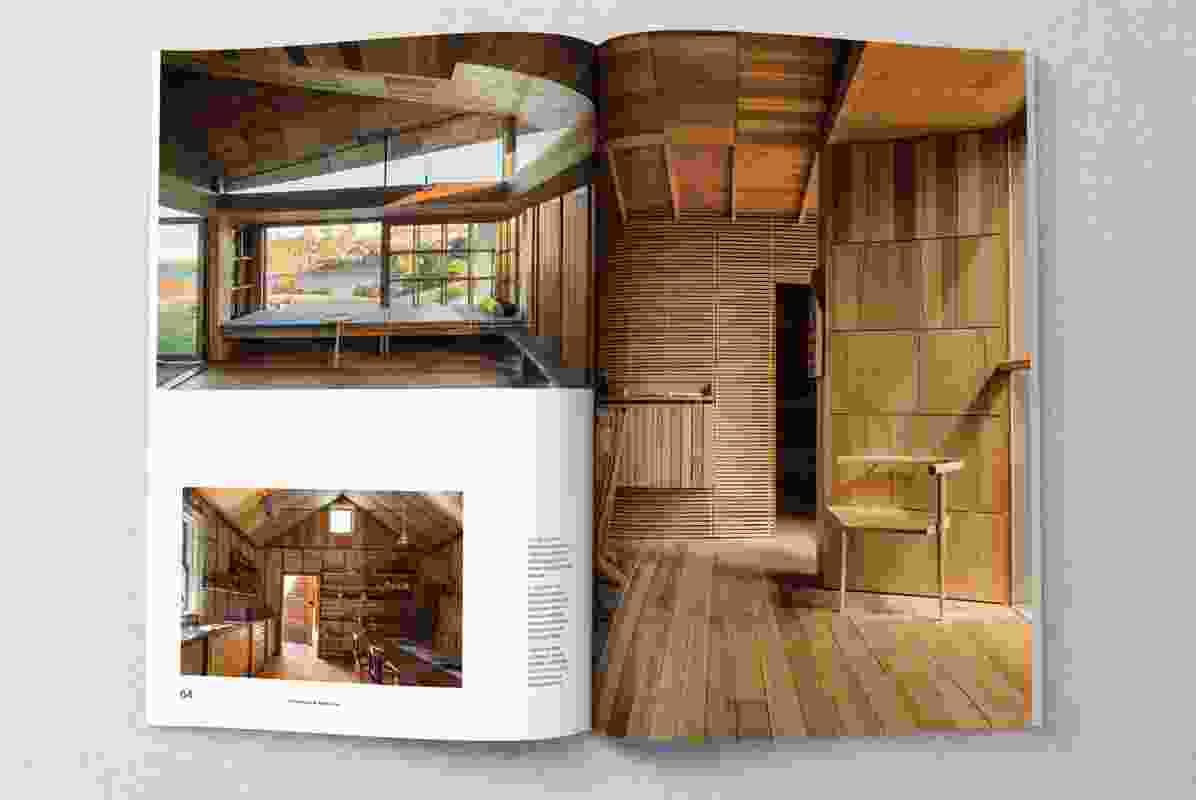 Captain Kelly's Cottage designed by John Wardle Architects.