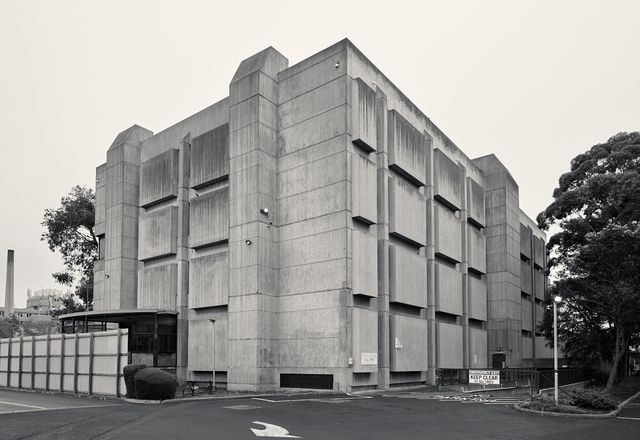 Footscray Psychiatric Centre designed by the Victorian Public Works Department, 1972–77.