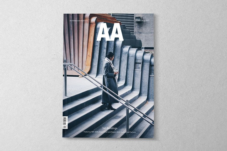 Architecture Australia July/August 2017.