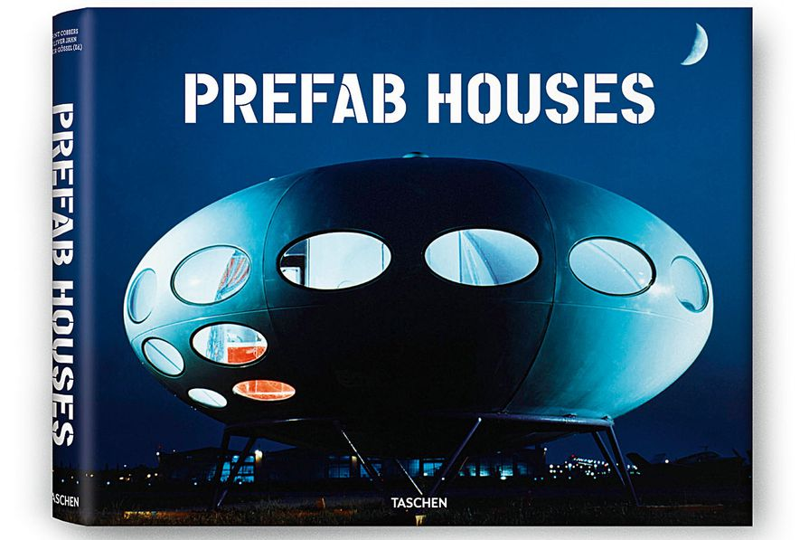 Prefab Houses by Arnt Cobbers and Oliver Jahn.