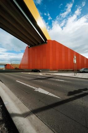 Deer Park Bypass by Peter Elliott Architects.