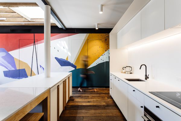 105 Macquarie Street Apartments by Preston Lane Architects.