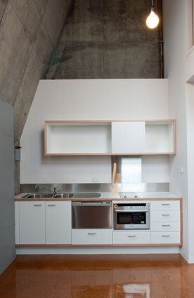 7th Heaven, Ormond College by Nest Architects.