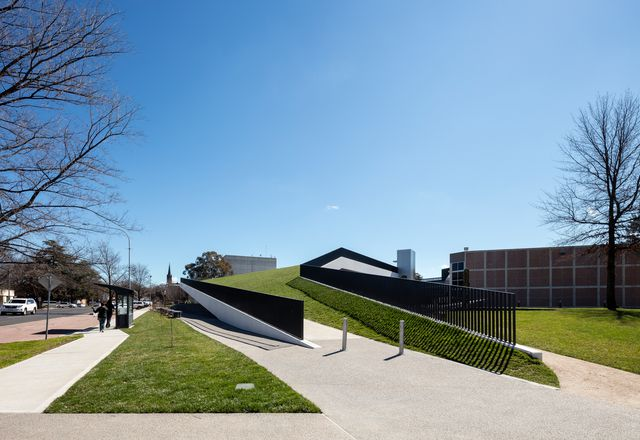 Orange Regional Museum (Orange, New South Wales) by Crone, winner of the Delivered Outcome – Small Scale Award.