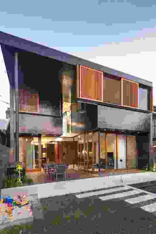 Spiegel Haus by Carterwilliamson Architects.