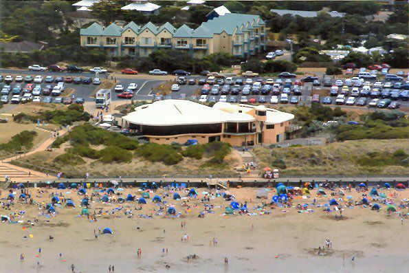 Architect wanted for Ocean Grove Surf Beach Complex