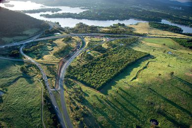 National Arboretum Canberra Masterplan by Taylor Cullity Lethlean with Tonkin Zulaikha Greer.