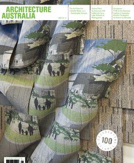 Architecture Australia, January 2011