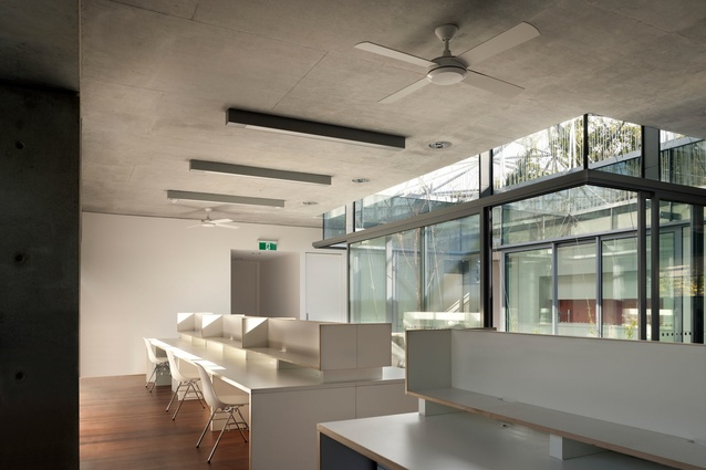 Waterloo Youth Family Community Centre by Collins & Turner with City of Sydney.
