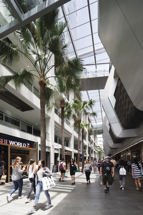 Chatswood Transport Interchange by COXDesignInc (Cox Richardson and DesignInc Joint Venture).