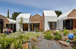 2015 National Architecture Awards: Eleanor Cullis-Hill Award for Houses (Alterations and Additions)