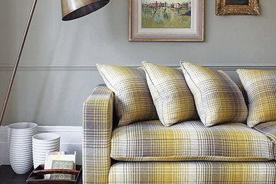 The Wexford F6167-02 fabric from the Athlone collection by Osborne & Little.
