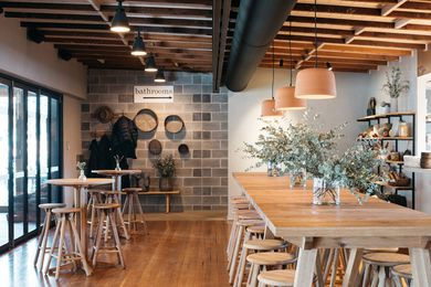 Acre Eatery @ Camperdown Commons by Pony Design Co.