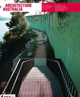 Architecture Australia, May 2010
