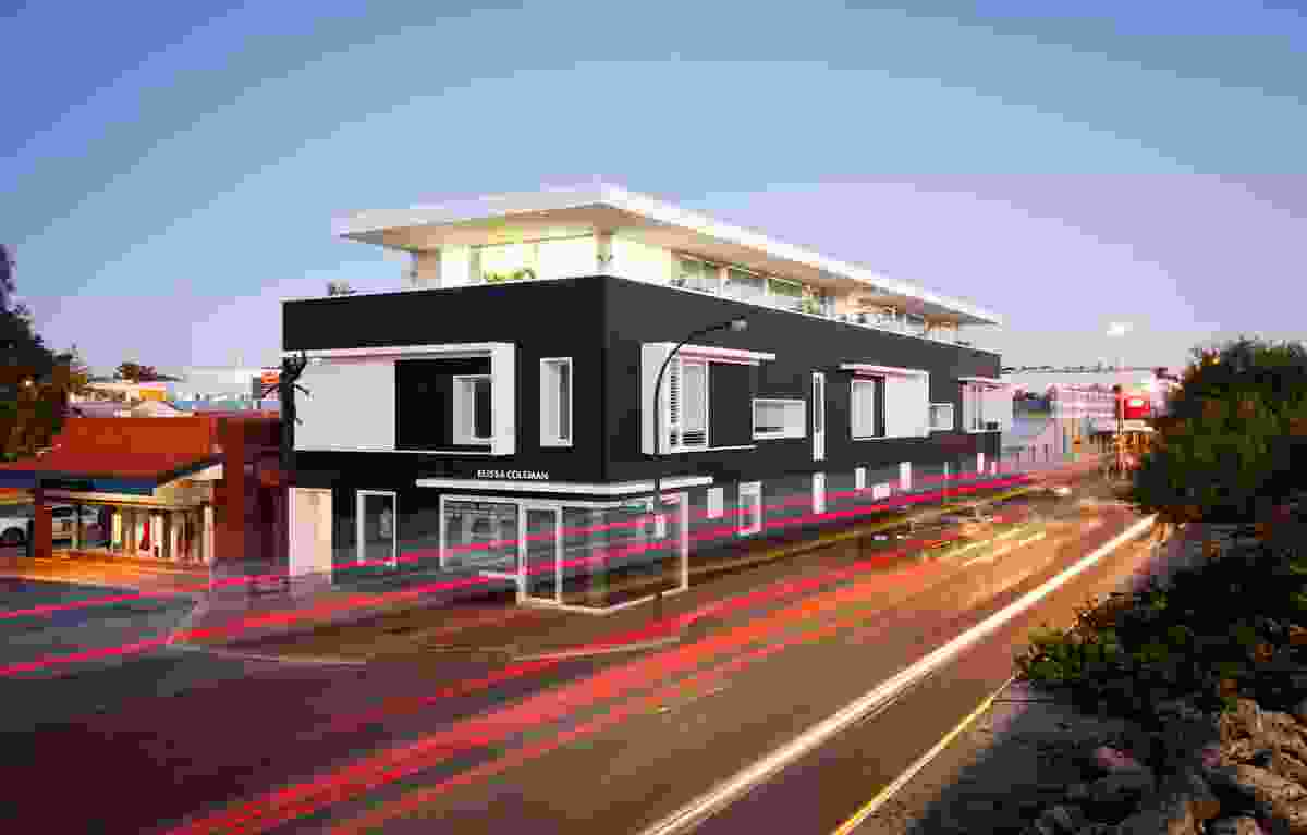 Commercial: Station Street by JCY Architects and Urban Designers in association with Rodrigues Bodycoat Architects.