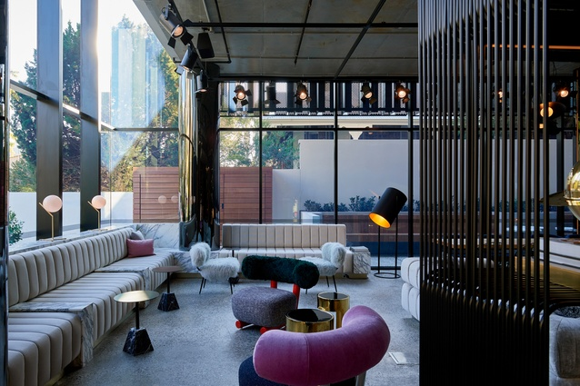 Tribe Hotel - Perth by Travis Walton Architecture.