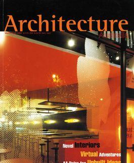 Architecture Australia, March 1997