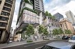 Colossal tower complex approved for Brisbane's CBD