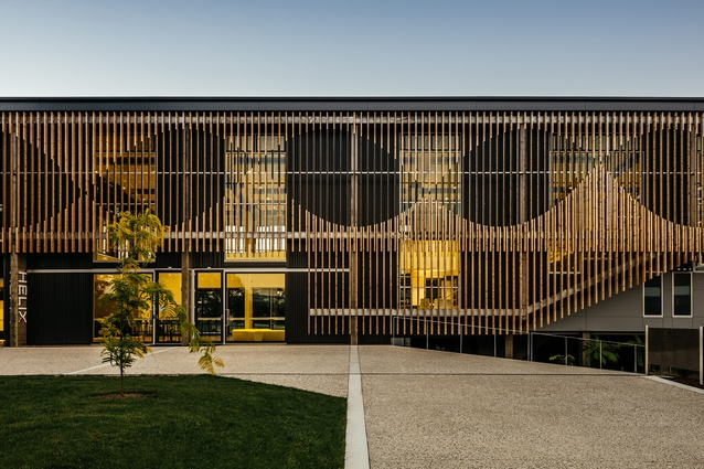 Helix, Scotch Oakburn College by Birelli Art Design and Architecture.