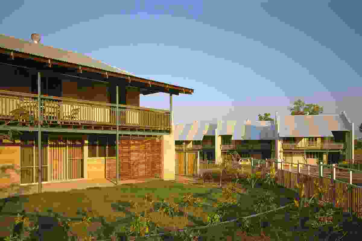 Defence Housing Australia (DHA) Housing at Coonawarra, Darwin, NT, 1992.