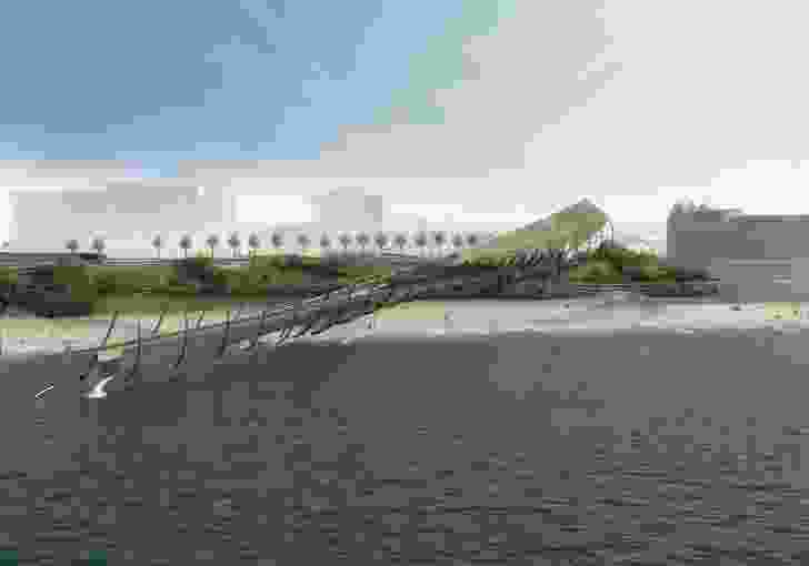 Night and Day: St Kilda Hydro-Solar Generator by Olson Kundig.