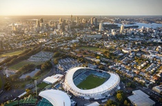 Sydney Olympic Stadium saved from demolition, Cox's Sydney Football Stadium still faces wrecking ball
