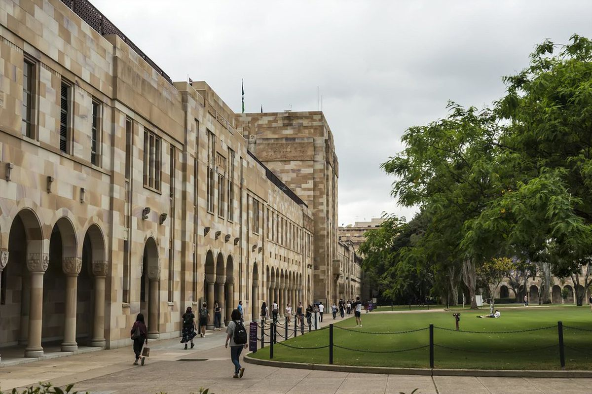 Spill and fill' shake-up at UQ School of Architecture | ArchitectureAU