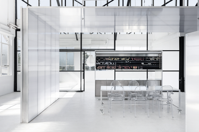 Usfin by George Livissianis was the winner of the 2019 Premier Award for Australian Interior Design.