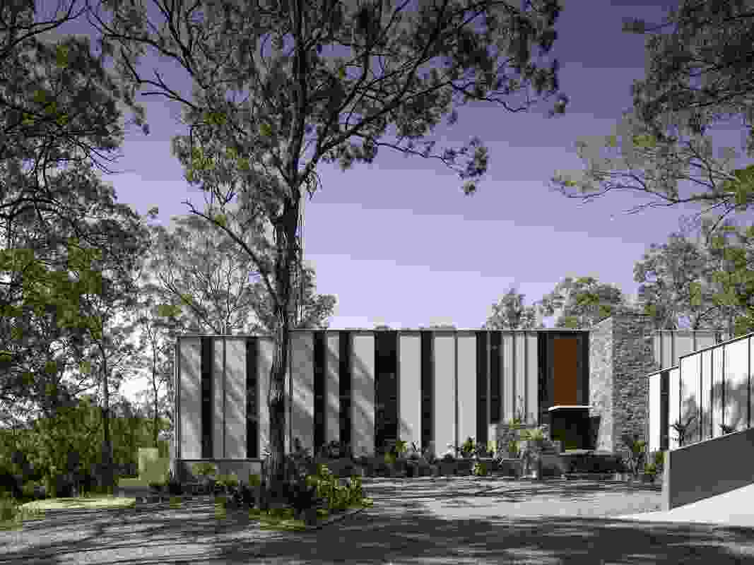 J and J Residence by Hogg and Lamb.
