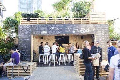 Urban Coffee Farm & Brew Bar by Hassell.