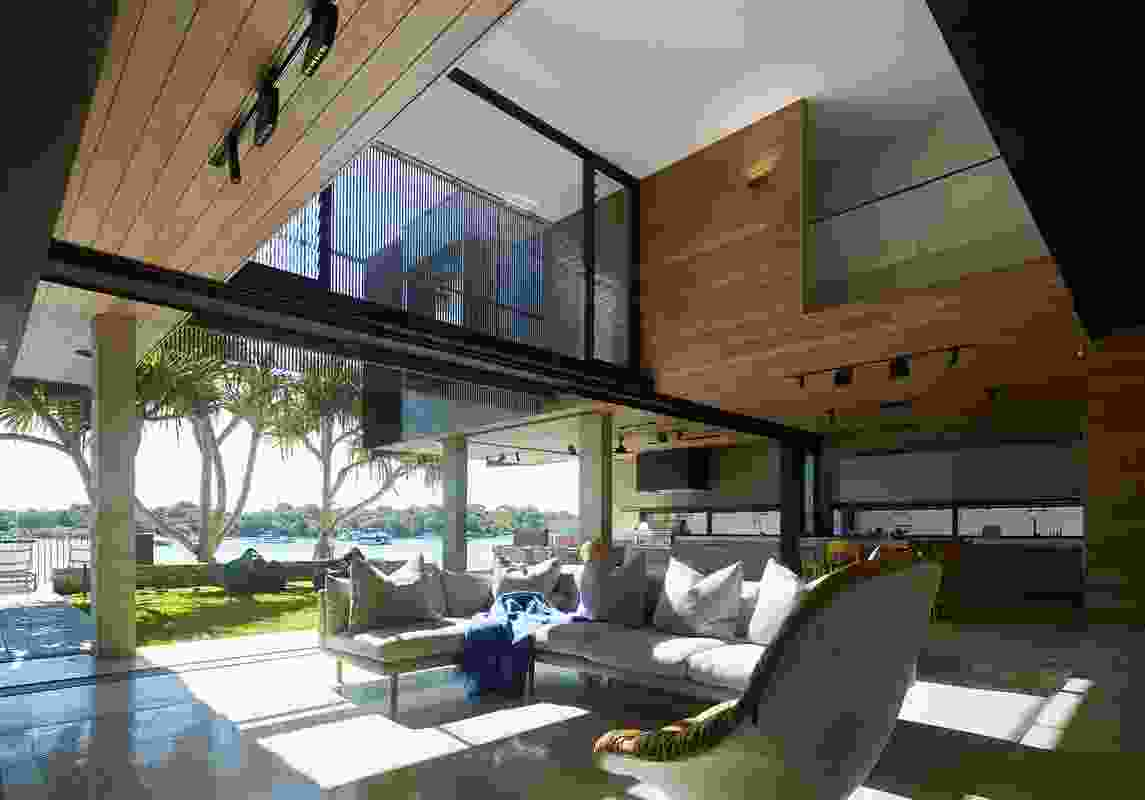 The Bird Cage by Tim Ditchfield Architects.