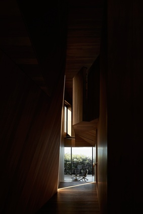 Fairhaven Beach House in Fairhaven, Victoria designed by John Wardle Architects, 2012, photographed by Sharyn Cairns.