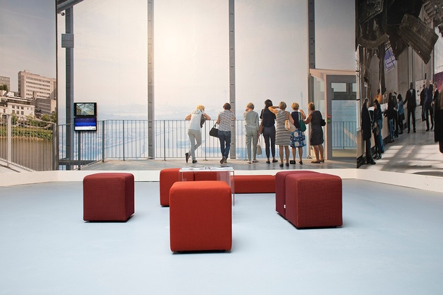 9. Least reliant on metaphors -- Freedom of Use by Lacaton and Vassal (exhibited at the Arsenale).