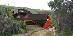 Platform for Pleasure by WSH Architects.
