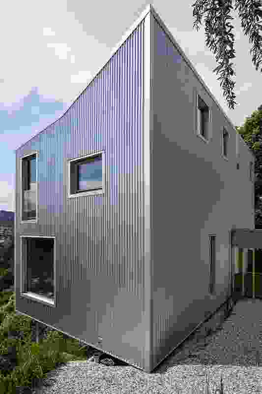 Finalist: Housing – Kowhai House by Rafe Maclean Architects.