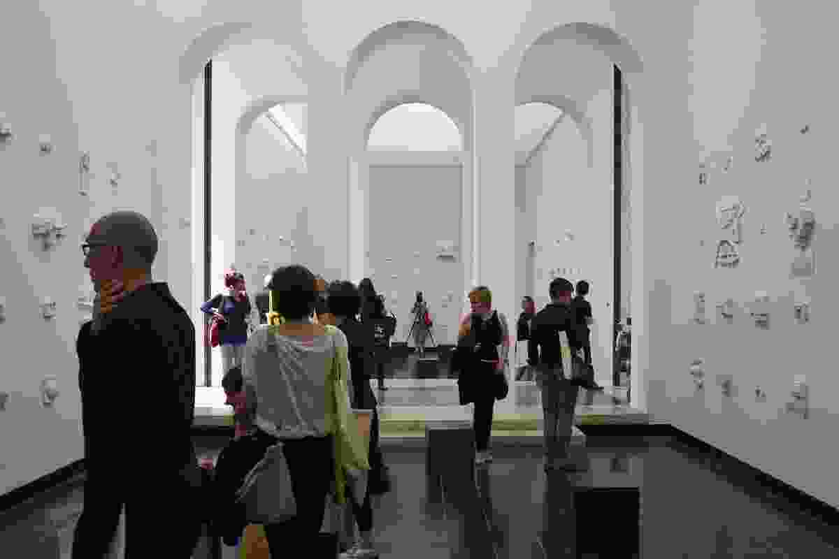 Austrian exhibition Plenum: Places of Power.