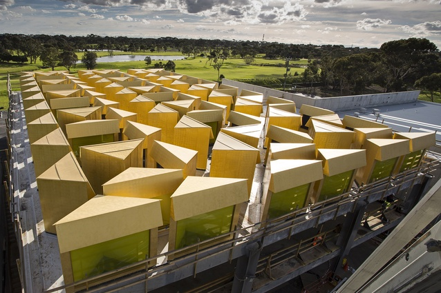 The Australian Islamic Centre by Glenn Murcutt and Elevli Plus Architects