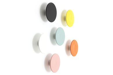 Dial Hangers by DesignByThem shown with no extension hook.