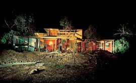Stutterd house, Eltham, 1977.
