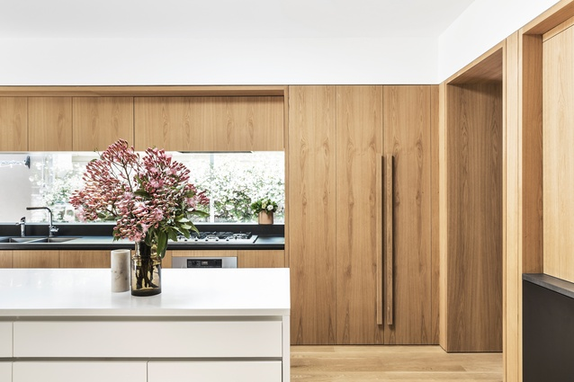 Bellevue Hill Residence by Madeleine Blanchfield Architects.