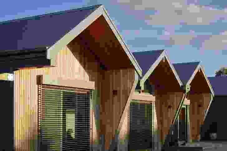 Owl Woods Passive House by Talina Edwards Architect, Sustainability Medal winner.