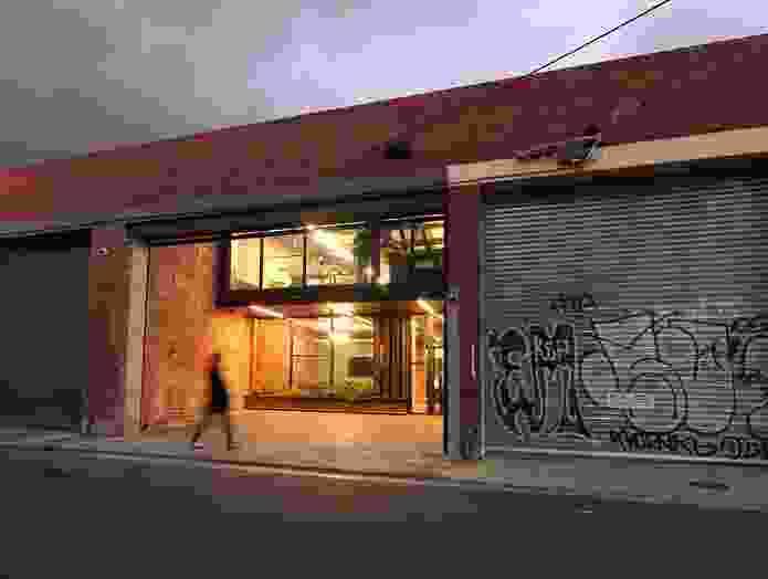 Architect's Warehouse by Idle Architecture Studio.
