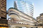 UTS unveils twisted neighbour to brutalist tower