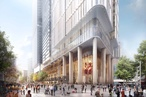 New design, new use for Parramatta Square's Aspire Tower