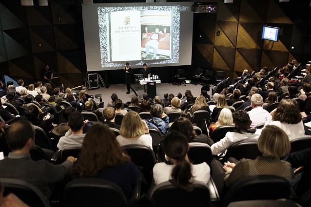 Oma Sosa Speaking At Situation The 7th International Interior Design Architecture Educators Association