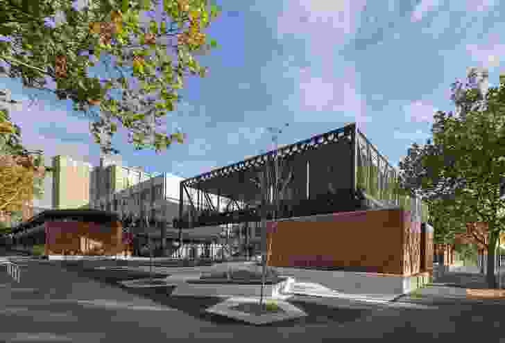 The Joseph Reed Award for Urban Design: Carlton Learning Precinct COLA by Law Architect.