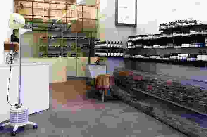 Aesop's Bondi store.