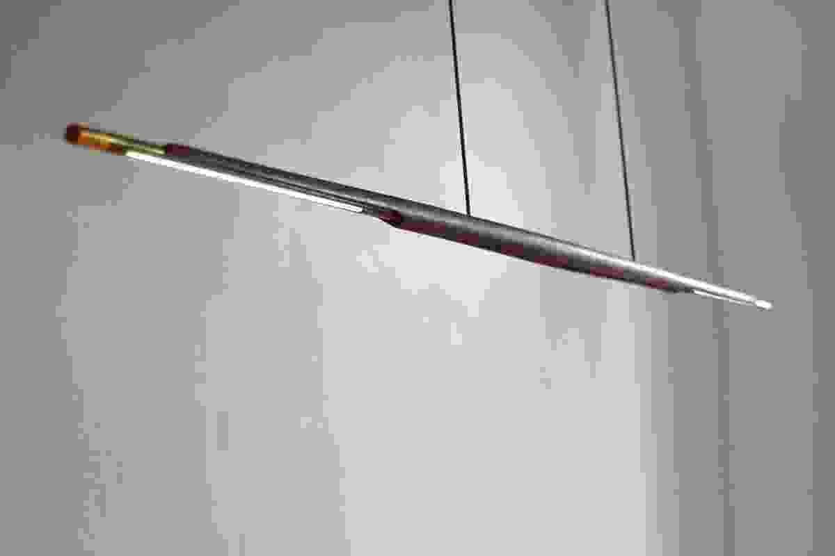 Assegai Pendant by Adam Markowitz, Markowitz Design.