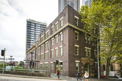16-18 Grosvenor Street in The Rocks, which the NSW government plans to lease.