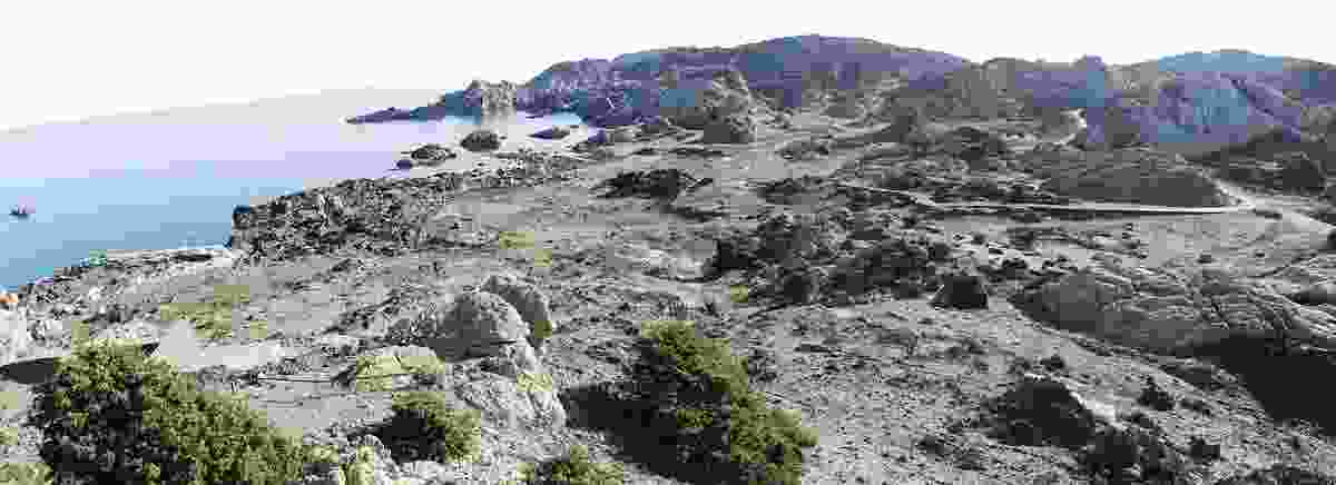 Restoration of Tudela-Culip in the Natural Park 